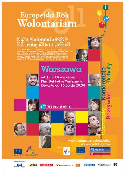 Europejski Rok Wolontariatu 2011